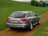 Audi A6 Allroad 2.7 TDI quattro UK-spec (4F,C6) 2008–11 wallpapers