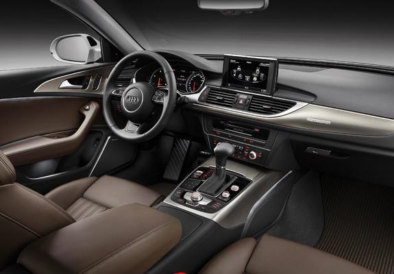Audi A6 Allroad 30 Tdi Quattro 4gc7 2012 Wallpapers