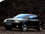 Images of Audi Allroad 2.7T quattro UK-spec (4B,C5) 2000–06
