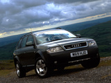 Photos of Audi Allroad 2.7T quattro UK-spec (4B,C5) 2000–06