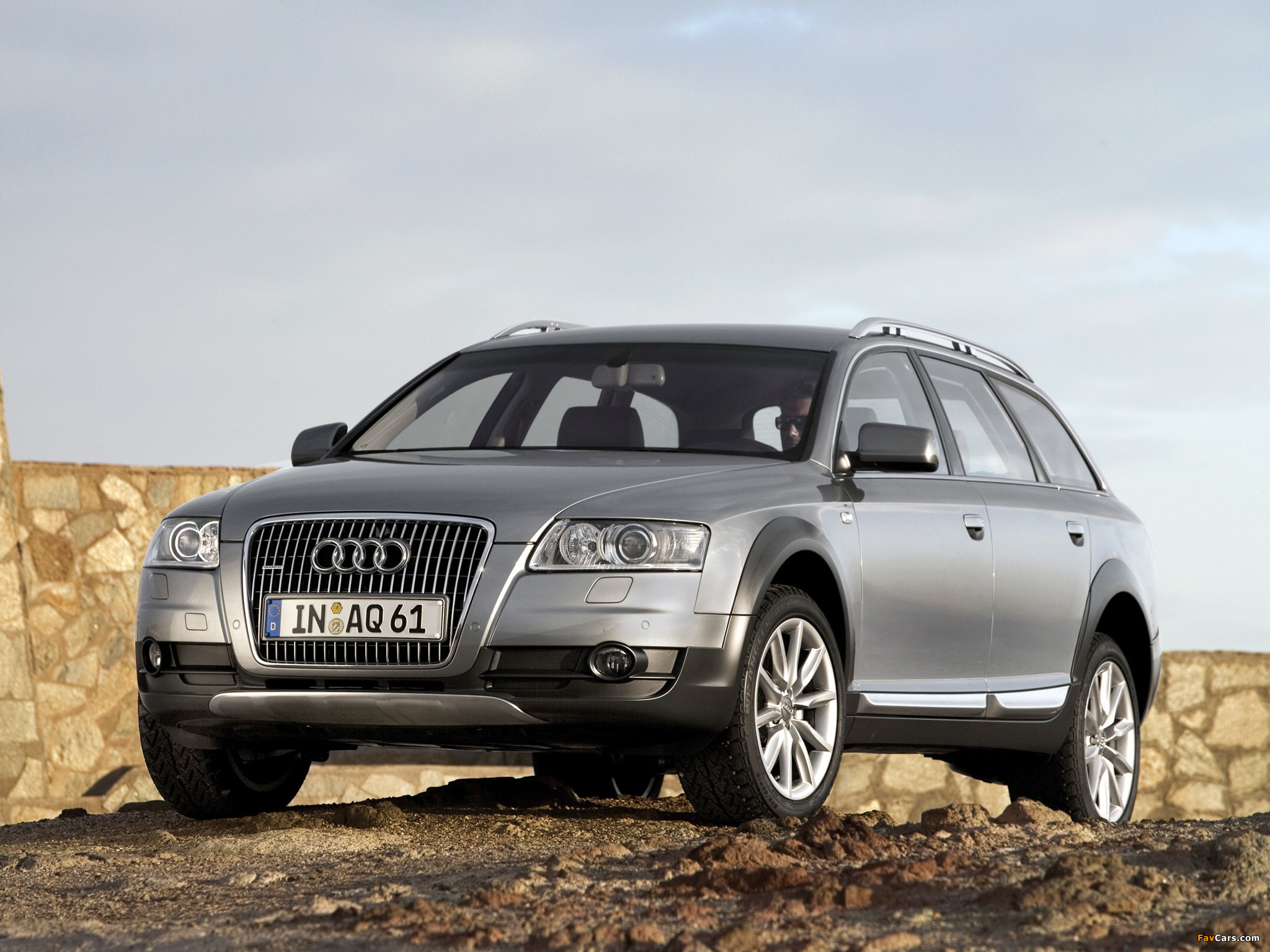 Photos Of Audi A6 Allroad 4 2 Quattro 4f C6 2006 08