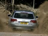 Photos of Audi A6 Allroad 3.2 quattro UK-spec (4F,C6) 2006–08