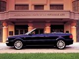 Audi Cabriolet (8G7,B4) 1991–2000 images