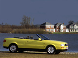 Audi Cabriolet UK-spec (8G7,B4) 1991–2000 pictures