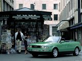 Audi Cabriolet (8G7,B4) 1991–2000 wallpapers