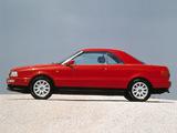 Audi Cabriolet Hard Top (8G7,B4) 1997–2000 images