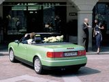 Images of Audi Cabriolet (8G7,B4) 1991–2000