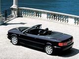 Images of Audi Cabriolet (8G7,B4) 1991–2000