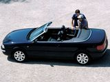 Pictures of Audi Cabriolet (8G7,B4) 1991–2000