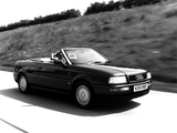 Audi Cabriolet UK-spec (8G7,B4) 1991–2000 wallpapers