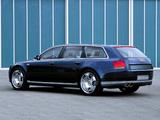 Audi Avantissimo Concept  2001 pictures
