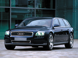 Audi Avantissimo Concept  2001 wallpapers