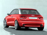 Audi Cross Coupe quattro Concept 2007 images
