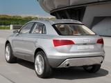 Audi Cross Coupe quattro Concept 2007 photos