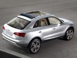 Audi Cross Coupe quattro Concept 2007 pictures