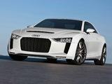 Audi Quattro Concept 2010 images