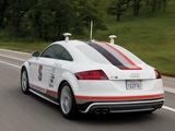Autonomous Audi TTS Pikes Peak (8J) 2010 wallpapers