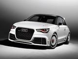 Audi A1 lubsport quattro Concept 2011 pictures