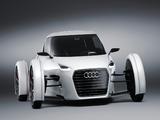Audi Urban Concept 2011 pictures
