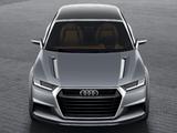 Audi Crosslane Coupe Concept 2012 images