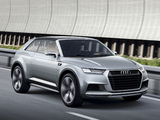 Audi Crosslane Coupe Concept 2012 pictures