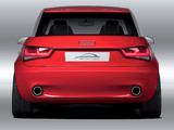 Images of Audi Cross Coupe quattro Concept 2007