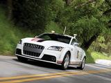 Images of Autonomous Audi TTS Pikes Peak (8J) 2010