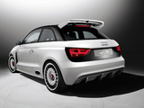 Images of Audi A1 lubsport quattro Concept 2011