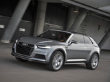 Images of Audi Crosslane Coupe Concept 2012