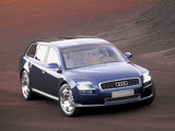 Photos of Audi Avantissimo Concept  2001