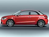 Photos of Audi Cross Coupe quattro Concept 2007