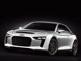 Photos of Audi Quattro Concept 2010