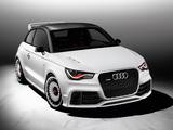 Photos of Audi A1 lubsport quattro Concept 2011