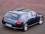 Pictures of Audi Avantissimo Concept  2001
