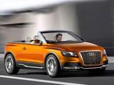 Pictures of Audi Cross Cabriolet quattro Concept 2007