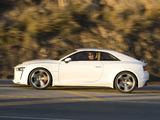 Pictures of Audi Quattro Concept 2010