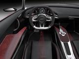 Pictures of Audi e-Tron Spyder Concept 2010