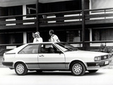 Audi Coupe (81,85) 1980–84 pictures