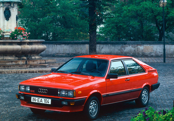 Audi Coupe GT 5E (81,85) 1981-84 wallpapers