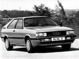 Audi Coupe quattro (81,85) 1984–88 pictures