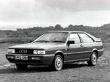 Audi Coupe quattro (81,85) 1984–88 wallpapers
