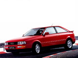 Audi Coupe (89,8B) 1988–91 images