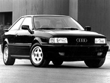 Audi Coupe quattro US-spec (89,8B) 1989–91 images
