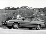 Images of Audi Coupe quattro (81,85) 1984–88