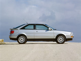 Images of Audi Coupe (89,8B) 1991–96