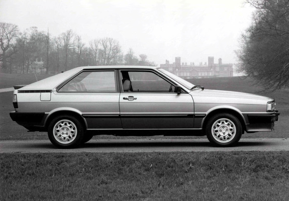 Photos of Audi Coupe (81,85) 1980-84
