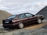 Photos of Audi Coupe quattro (81,85) 1984–88