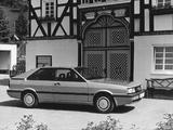 Pictures of Audi Coupe quattro (81,85) 1984–88