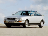 Pictures of Audi Coupe (89,8B) 1991–96