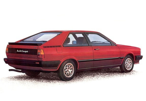 Audi Coupe GT (81,85) 1981-84 wallpapers